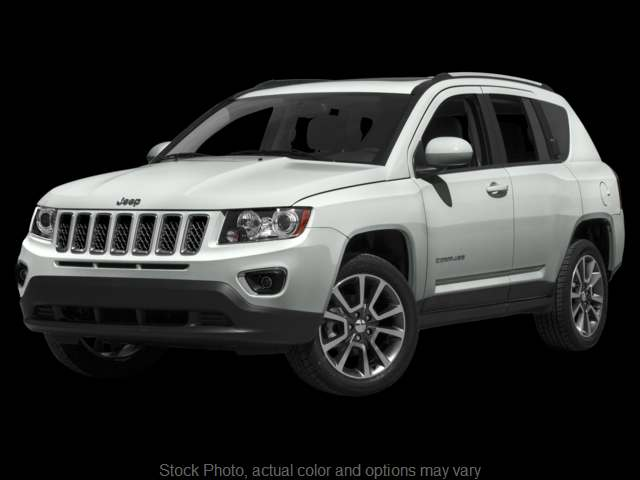 2014 Jeep Compass 4d SUV 4WD Limited at Camacho Mitsubishi near Palmdale, CA