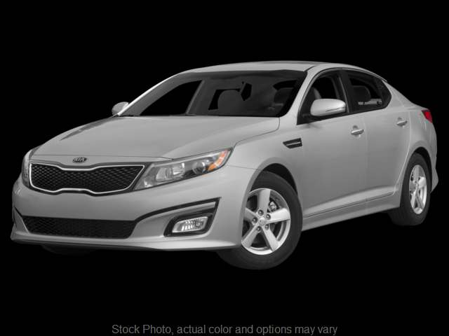 Used 2014  Kia Optima 4d Sedan EX at VA Cars Inc. near Richmond, VA