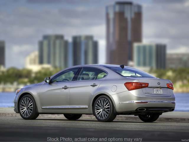 2014 Kia Cadenza 4d Sedan Premium at Bobb Suzuki near Columbus, OH