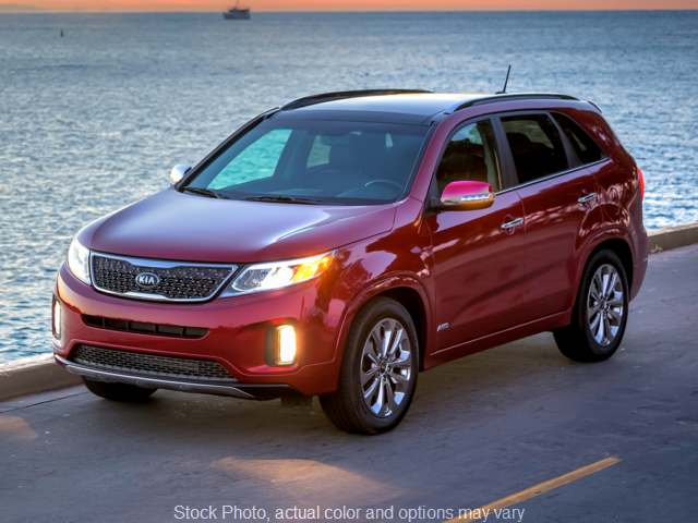 2014 Kia Sorento 4d SUV FWD LX at The Gilstrap Family Dealerships near Easley, SC