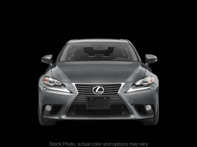 Used 2015  Lexus IS250 4d Sedan at C&H Auto Sales near Troy, AL