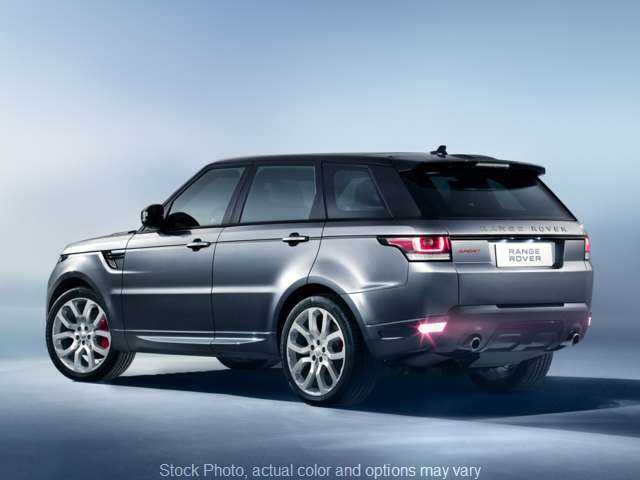 Used 2014  Land Rover Range Rover Sport 4d SUV 5.0L SC at Texas Certified Motors near Odesa, TX