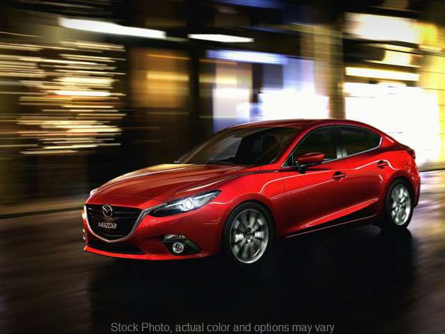 2014 Mazda Mazda3 4d Sedan i Sport Auto at CarCo Auto World near South Plainfield, NJ