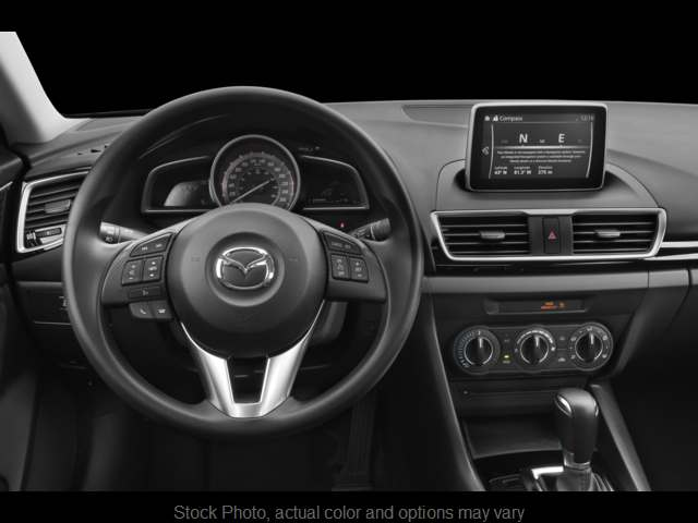 Used 2015  Mazda Mazda3 4d Sedan i Touring Auto at Bobb Suzuki near Columbus, OH