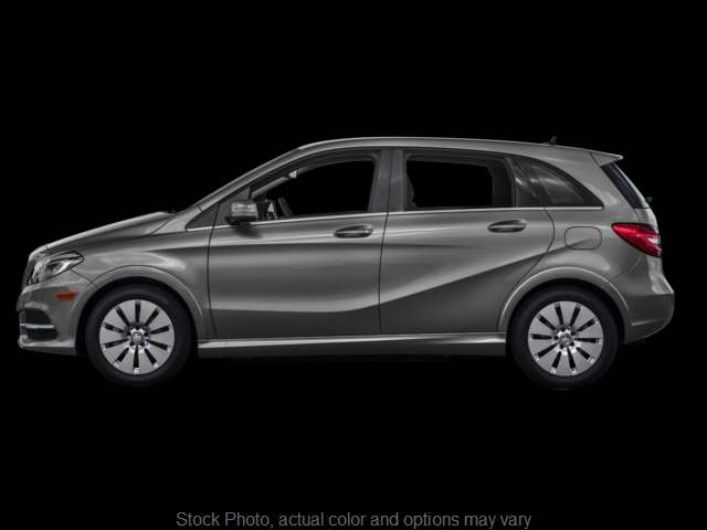Used 2015  Mercedes-Benz B-Class 4d Hatchback Electric Drive at McLeod Auto Sales near Killeen, TX