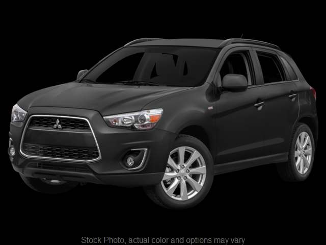 Used 2014  Mitsubishi Outlander Sport 4d SUV FWD SE at The Gilstrap Family Dealerships near Easley, SC