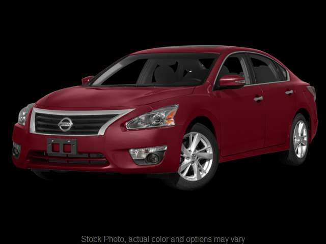 2014 Nissan Altima 4d Sedan SL 2.5L at Mattingly Motors near Metairie, LA