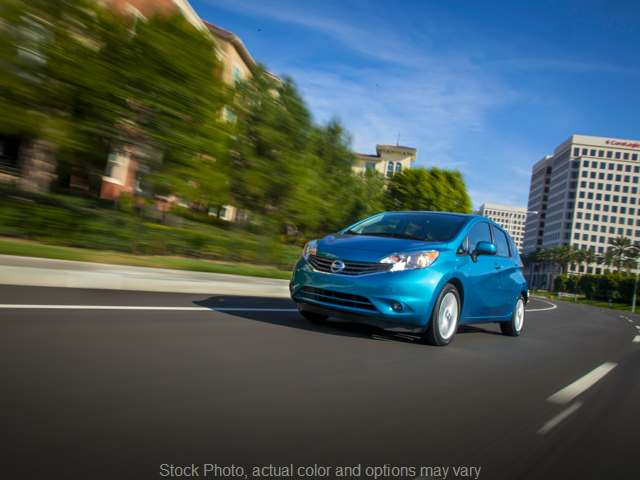 2015 Nissan Versa Note 4d Hatchback SL at Nissan of Paris near Paris, TN