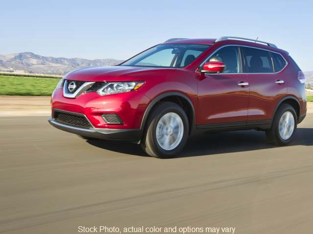 2014 Nissan Rogue 4d SUV FWD SV at Nissan of Paris near Paris, TN