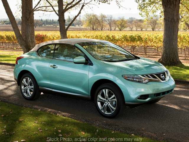 Used 2014  Nissan Murano CrossCabriolet 2d SUV Convertible AWD at Bill Fitts Auto Sales near Little Rock, AR