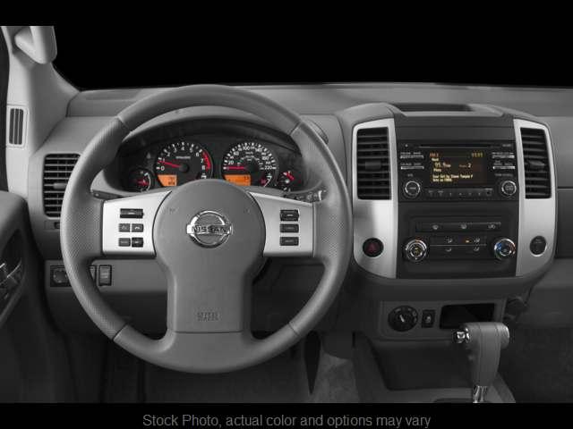 Used 2016  Nissan Frontier 4WD Crew Cab SV Auto at Kona Nissan near Kailua Kona, HI