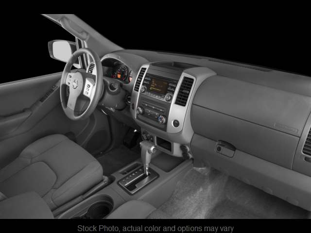 Used 2016  Nissan Frontier 4WD Crew Cab SV Auto at Bobb Suzuki near Columbus, OH