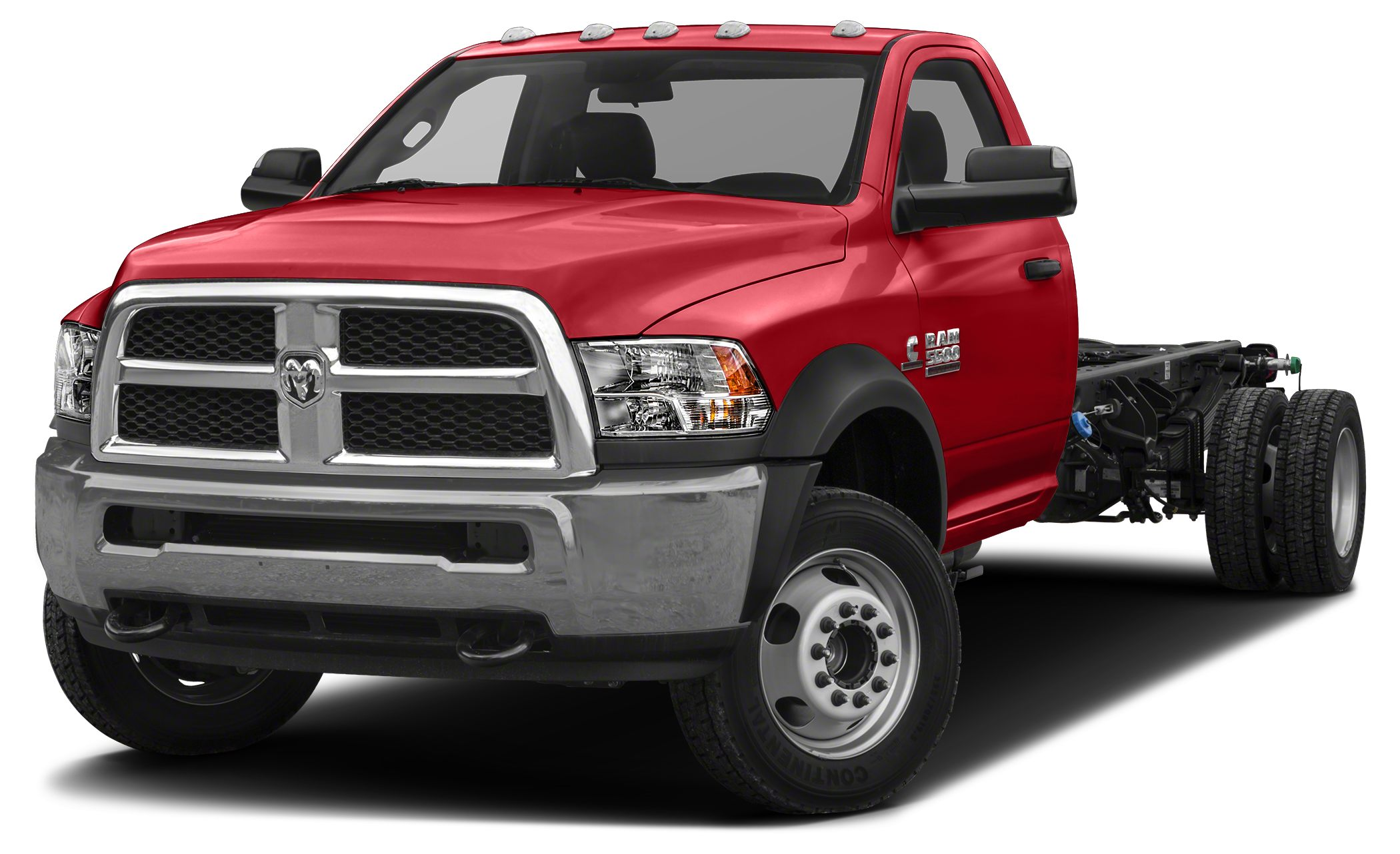 2018 Ram Chassis Cab 5500 ST