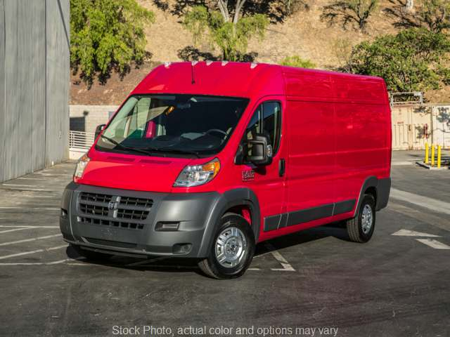 New 2019 Ram ProMaster Cargo Van 2500 High Roof Van 159