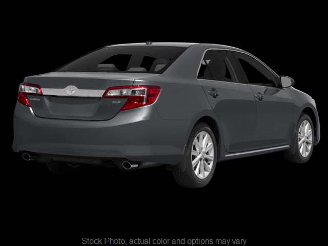Used 2014  Toyota Camry 4d Sedan LE at The Gilstrap Family Dealerships near Easley, SC
