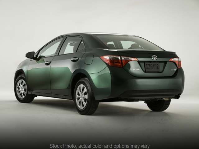 2014 Toyota Corolla 4d Sedan LE Premium at Bobb Suzuki near Columbus, OH