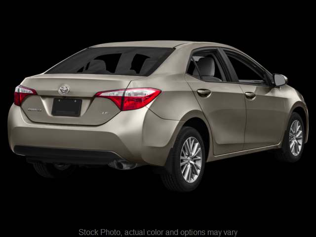 Used 2016  Toyota Corolla 4d Sedan L Auto at CarCo Auto World near South Plainfield, NJ