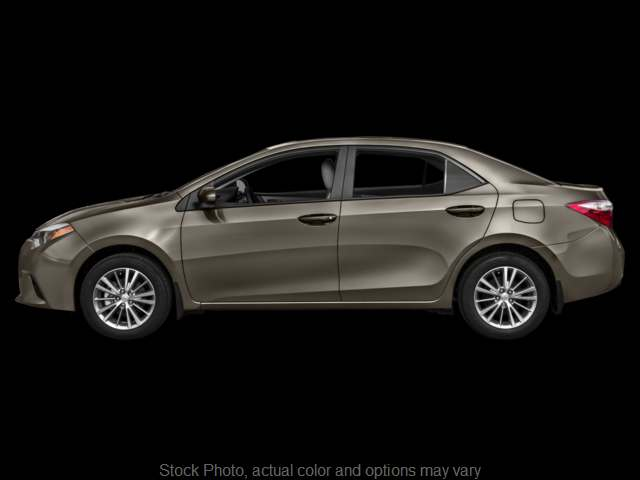 Used 2015  Toyota Corolla 4d Sedan LE Plus at Carl Hogan Honda near Columbus, MS