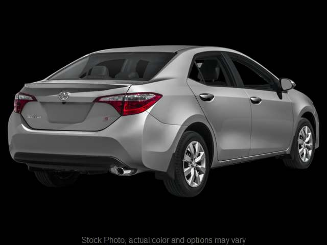 Used 2014  Toyota Corolla 4d Sedan S at Metro Auto Sales near Philadelphia, PA