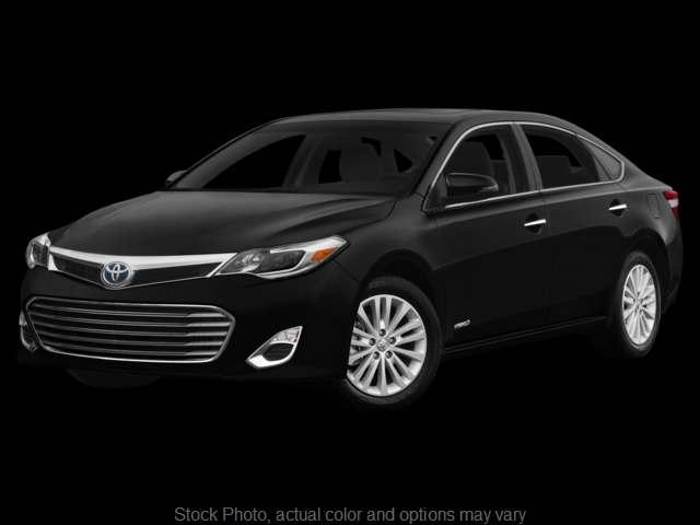 Graham Auto Mall >> 2014 Toyota Avalon Hybrid 4d Sedan Xle Premium Graham Auto Group Mansfield Oh