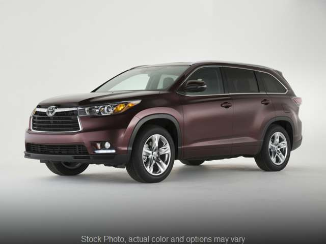 Used 2016  Toyota Highlander 4d SUV AWD XLE at My Car Auto Sales near Lakewood, NJ