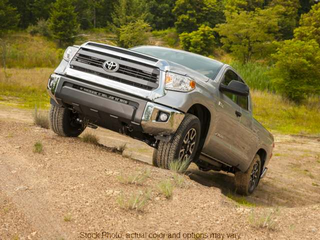 2015 Toyota Tundra 2WD Double Cab SR 4.6L at Premier Car & Truck near St. George, UT