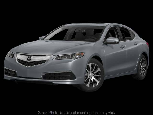 2015 Acura TLX 4d Sedan at Bobb Suzuki near Columbus, OH