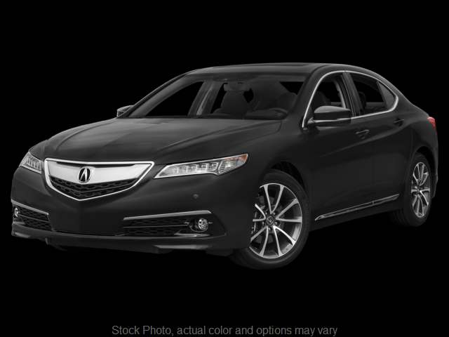 Used 2015  Acura TLX 4d Sedan V6 Advance at Graham Auto Group near Mansfield, OH