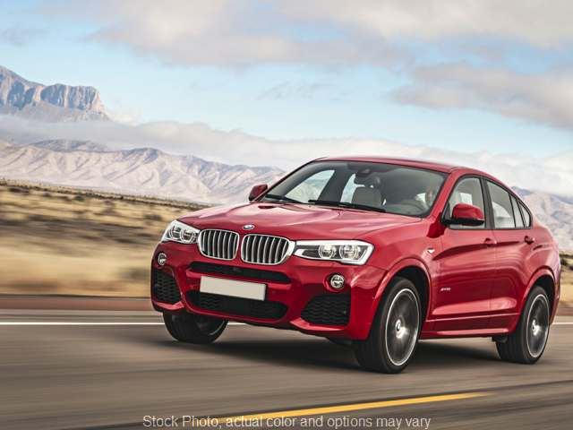 2016 BMW X4 4d SAC xDrive28i at Rainbow Mitsubishi near Covington, LA