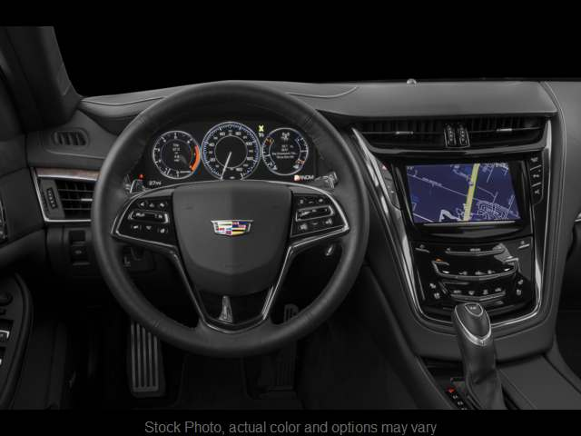 Used 2015  Cadillac CTS 4d Sedan 3.6L Luxury at Ted Ciano's Used Cars and Trucks near Pensacola, FL
