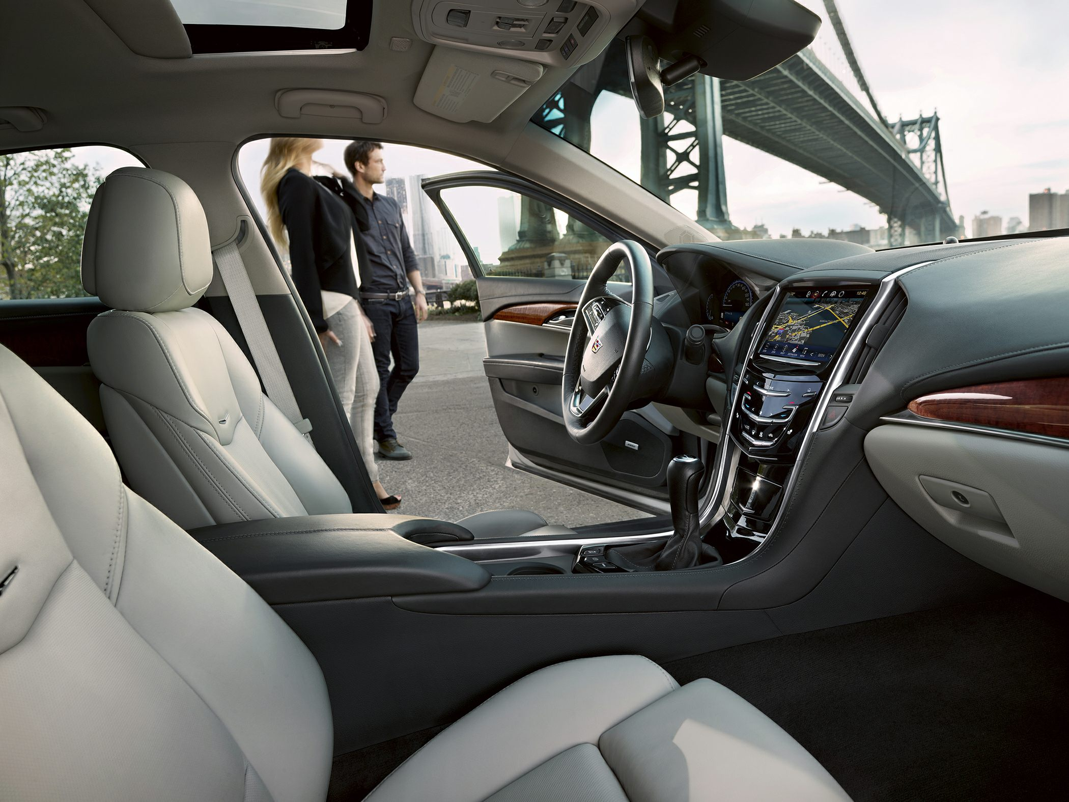 2018 Cadillac ATS for sale in London Finch Chevrolet