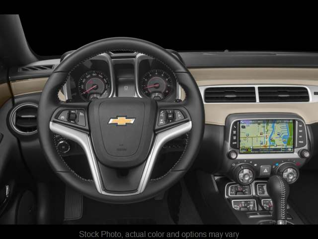 Used 2015  Chevrolet Camaro 2d Convertible LT2 at Bobb Suzuki near Columbus, OH