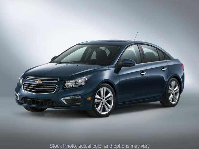 2015 Chevrolet Cruze 4d Sedan LT w/1LT Auto at Carmack Car Capitol near Danville, IL