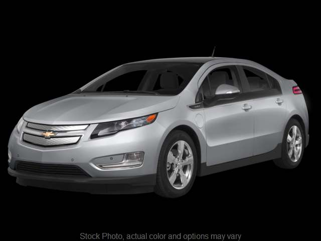 2015 Chevrolet Volt 4d Hatchback at Bobb Suzuki near Columbus, OH
