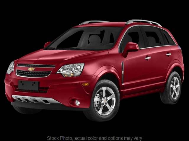 Used 2015  Chevrolet Captiva Sport 4d SUV FWD LT at Bill Fitts Auto Sales near Little Rock, AR