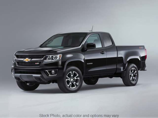 Used 2015 Chevrolet Colorado 2WD Ext Cab WT at CarTopia near Kyle, TX