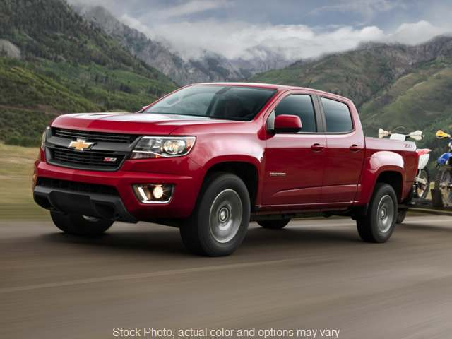 New 2018  Chevrolet Colorado 4WD Crew Cab LT at Shields Auto Group near Rantoul, IL