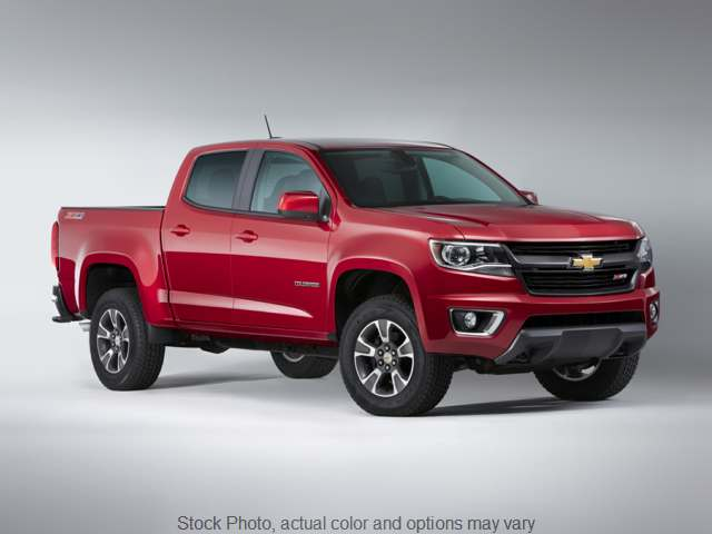 Used 2015  Chevrolet Colorado 4WD Crew Cab Z71 at MSA Sales II, Inc. near Salem, IL