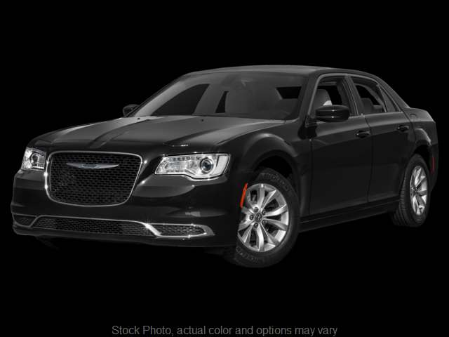 Used 2015  Chrysler 300 4d Sedan Limited at Camacho Mitsubishi near Palmdale, CA