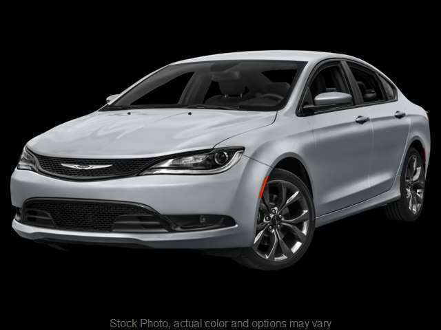 2015 Chrysler 200 4d Sedan S I4 at Clutts Auto Sales near Hazard, KY