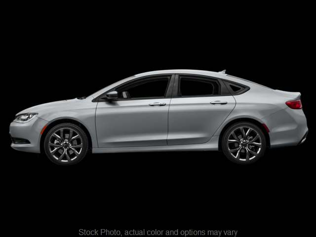 Used 2015  Chrysler 200 4d Sedan S I4 at City Wide Auto Credit near Toledo, OH