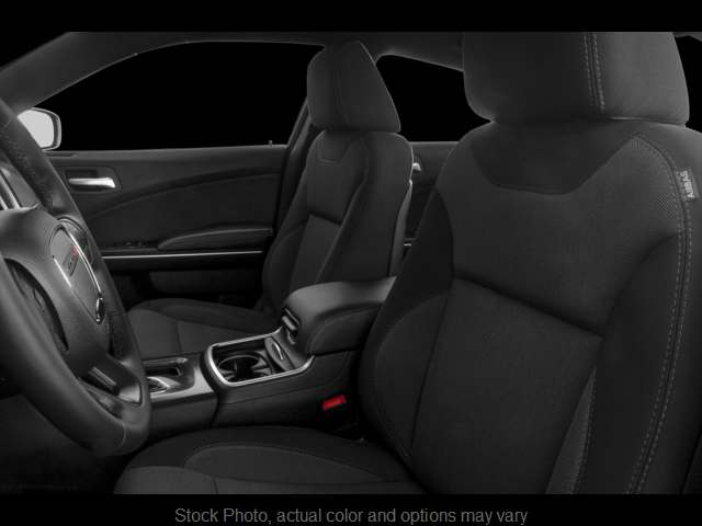 Used 2015  Dodge Charger 4d Sedan SE at MLC Motor Cars near Commerce Charter Twp, MI