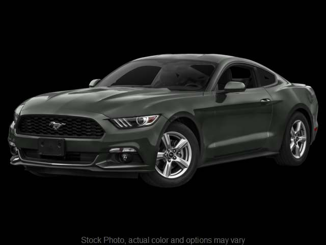 Used 2015  Ford Mustang 2d Fastback EcoBoost at Frank Leta Automotive Outlet near Bridgeton, MO