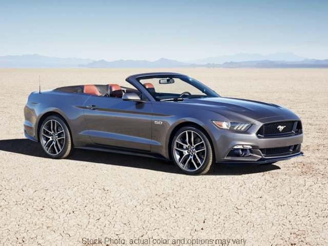 Used 2016  Ford Mustang 2d Convertible V6 at Camacho Mitsubishi near Palmdale, CA