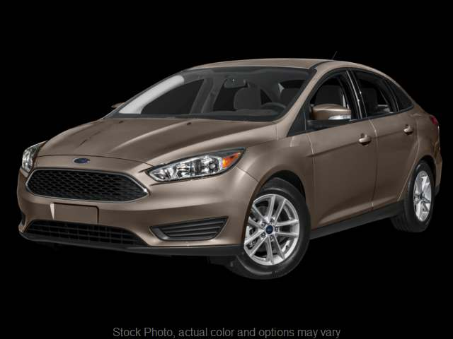 Used 2015 Ford Focus 4d Sedan SE at 30 Second Auto Loan near Peoria, IL