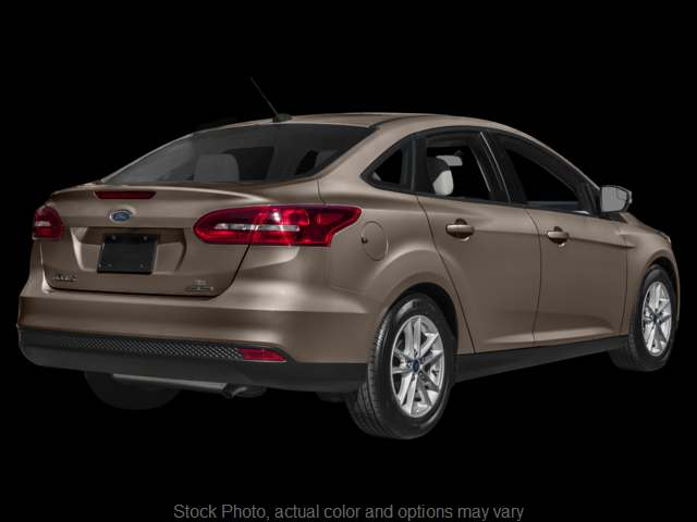 Used 2015  Ford Focus 4d Sedan SE at MLC Motor Cars near Commerce Charter Twp, MI