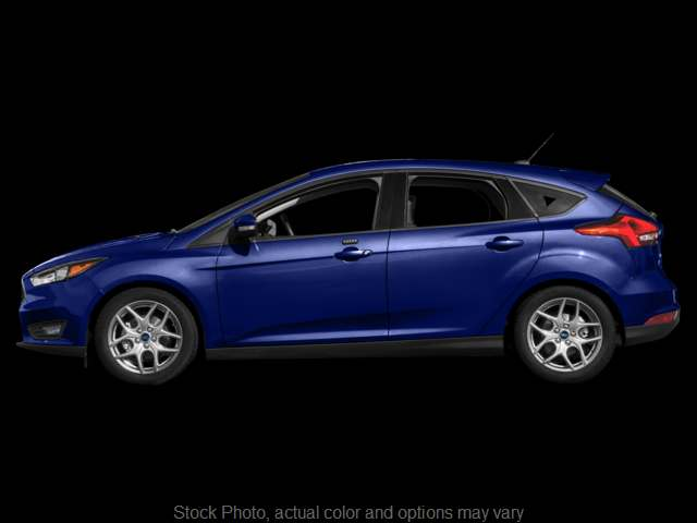 Used 2017  Ford Focus 4d Hatchback SE at Planet Mitsubishi near Charlotte, NC