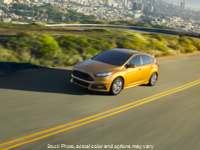 Used 2015 Ford Focus 4d Hatchback ST at Maxx Loans USA near Saline, MI