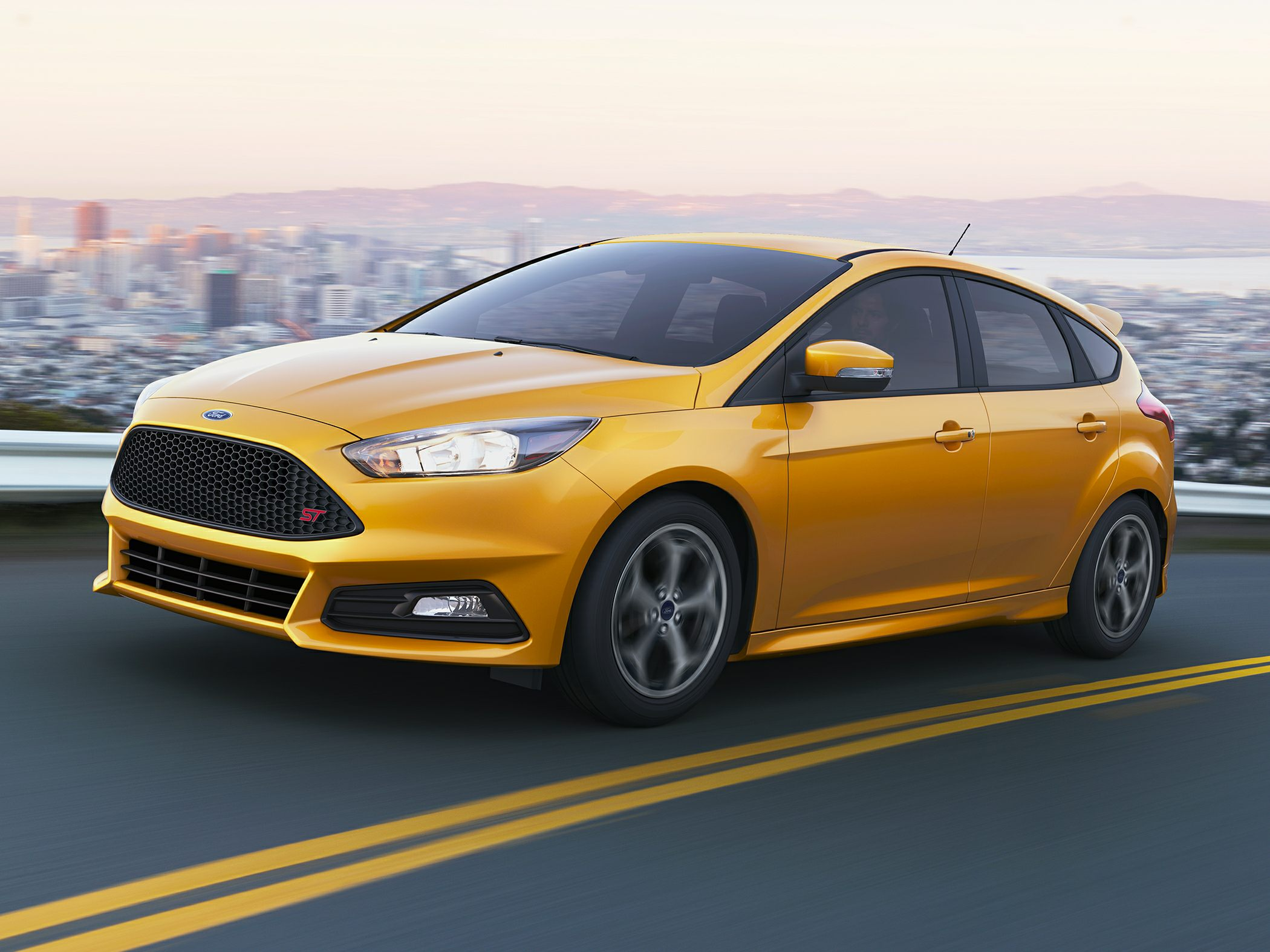 2018 Ford Focus St For Sale In Vancouver Brown Bros Ford