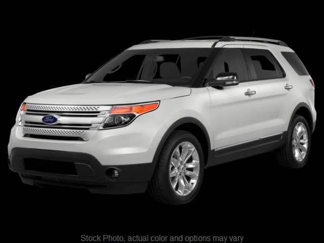 2015 Ford Explorer 4d SUV FWD XLT at Bobb Suzuki near Columbus, OH
